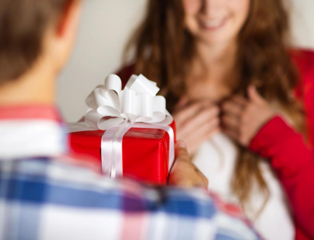 Порадуй любимую на День святого Валентина — подари ей стоящую вещь