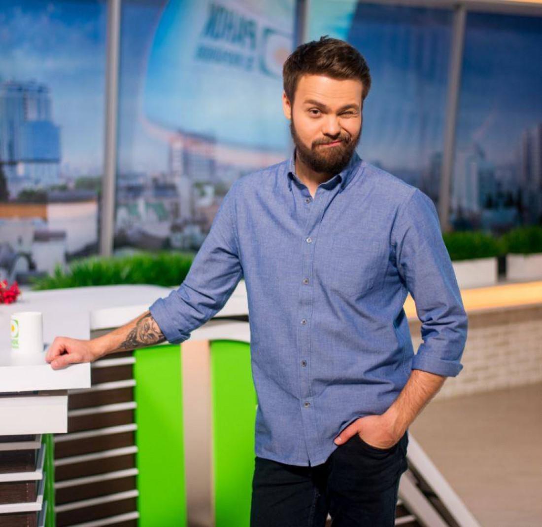 Сергей Зенин — ведущий программы