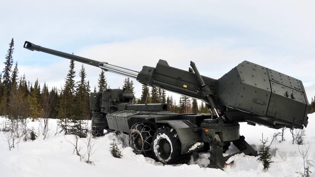 Силовая установка Archer — 330-сильный Volvo D9B