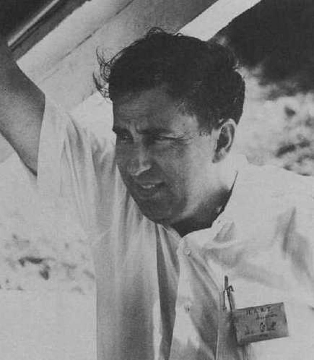 Покойный канадский инженер Джеральд Булл
