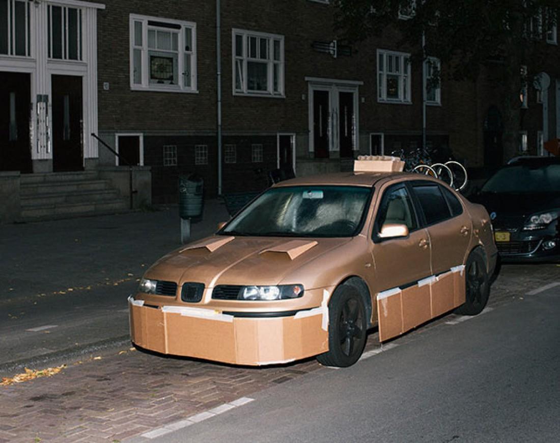 Авто после тюнинга Макса Сайдентопфа