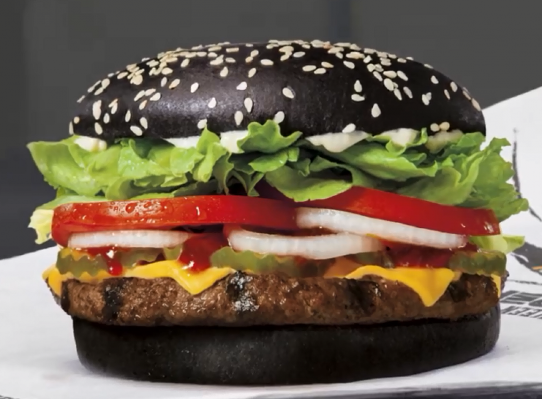 Если темные силы питаются, то, наверное, их еда выглядит именно так