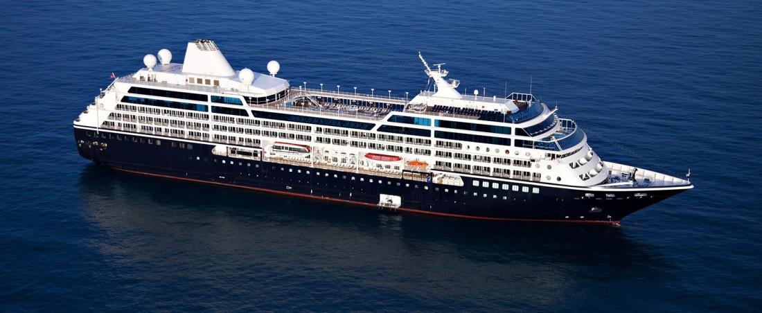 Корабль, на котором поплывут гости Venice Cruise