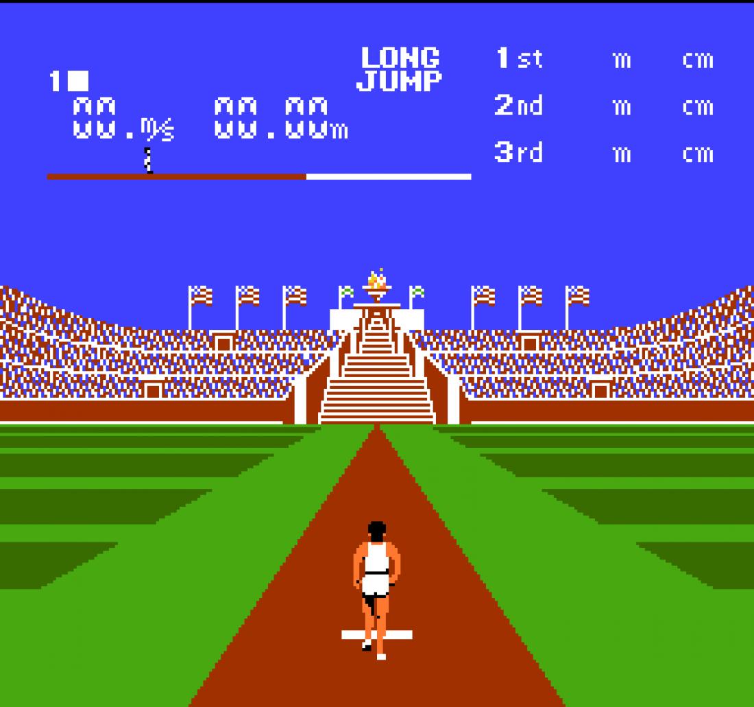 Stadium Events — NES. Цена — $35 тысяч