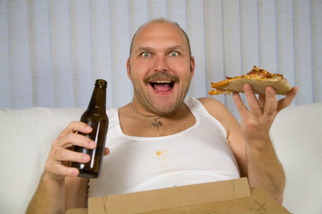 В паре с едой пиво борется с худощавостью