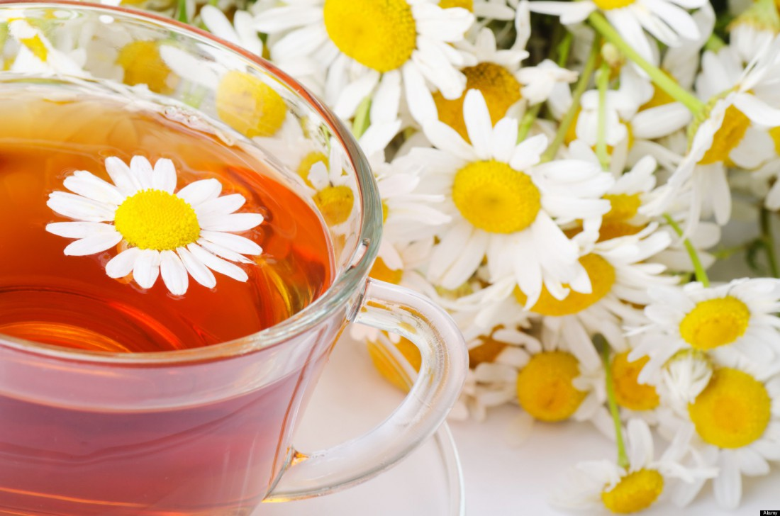 Ромашковый чай — отличное седативное