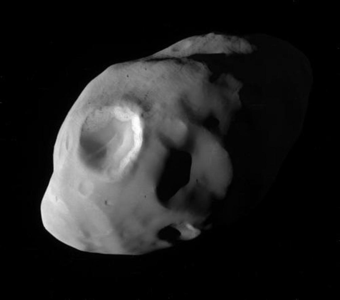 Спутник Сатурна Пандора