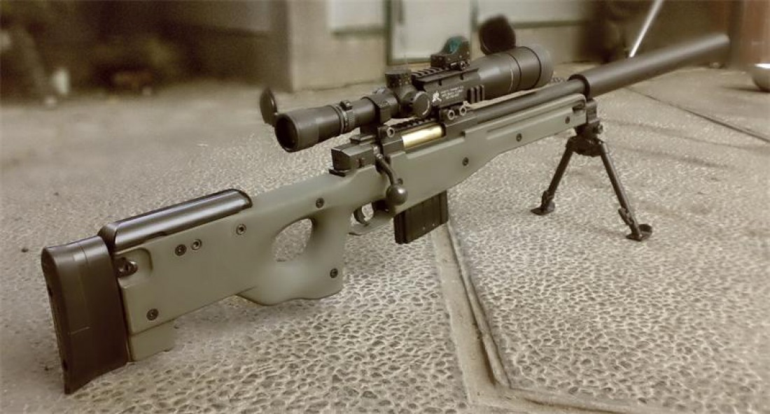 Accuracy International L96A1 (AWP)