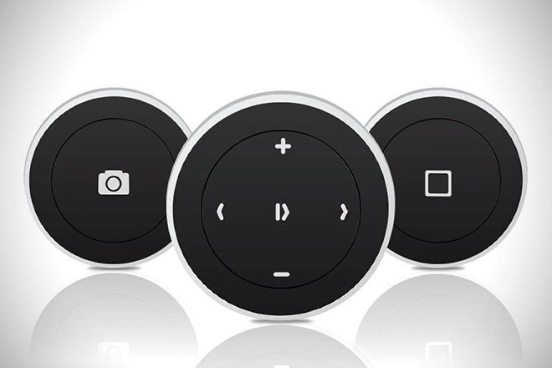 Satechi bluetooth Button Series — гаджет для управления плеером