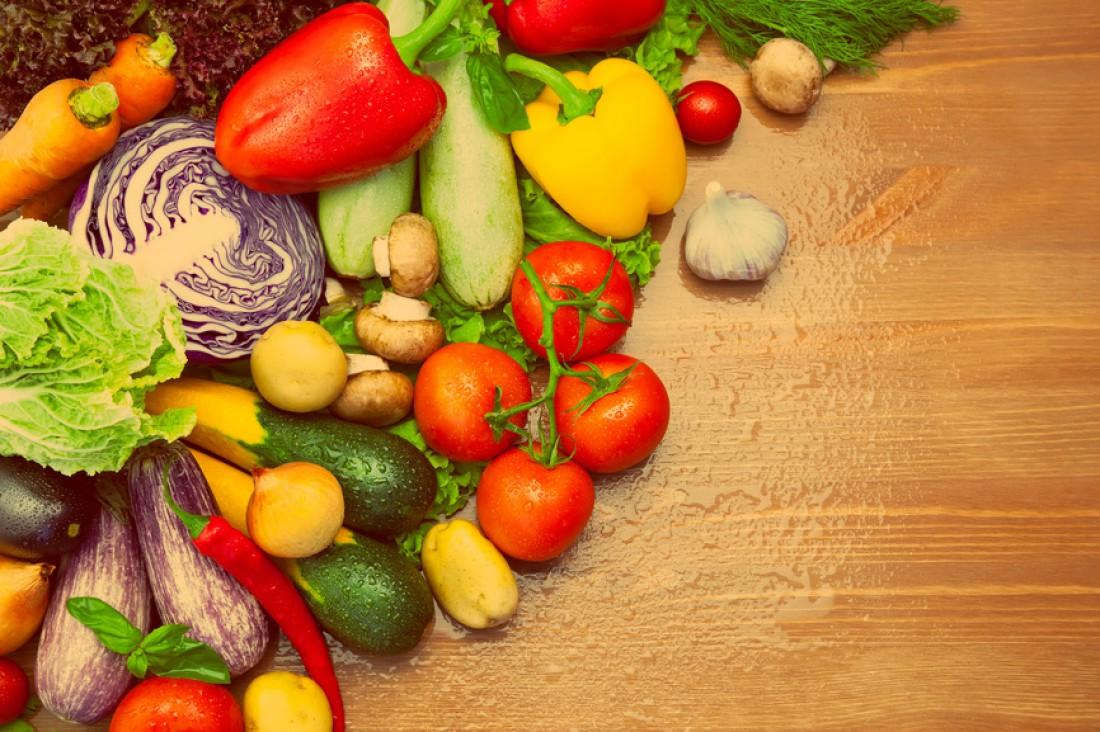 Ешь свежие овощи и фрукты — будешь здоровее