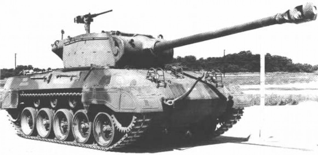 Hellcat M18. Чертежи Hellcat М1 до XXI века не дожили