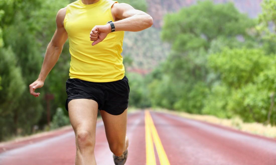 Чем быстрее будешь бежать, тем меньше шансов опаздать на работу