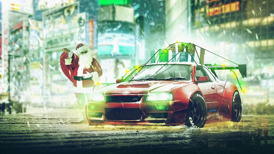 Nissan GT-R (R34) — для езды по городским улицам