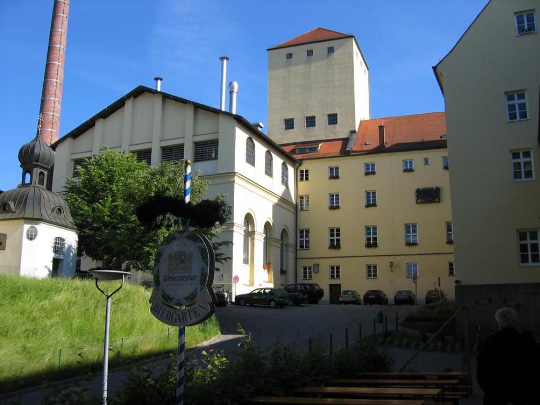 Weihenstephan — самая древняя пивоварня на планете