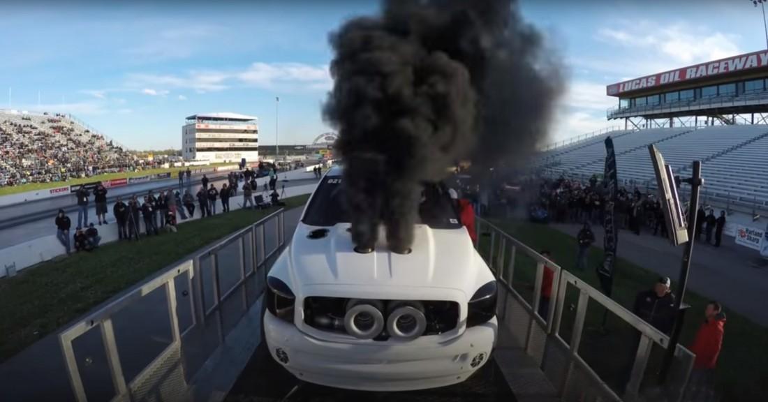 Автомобиль, который хотели сделать 2000-сильным