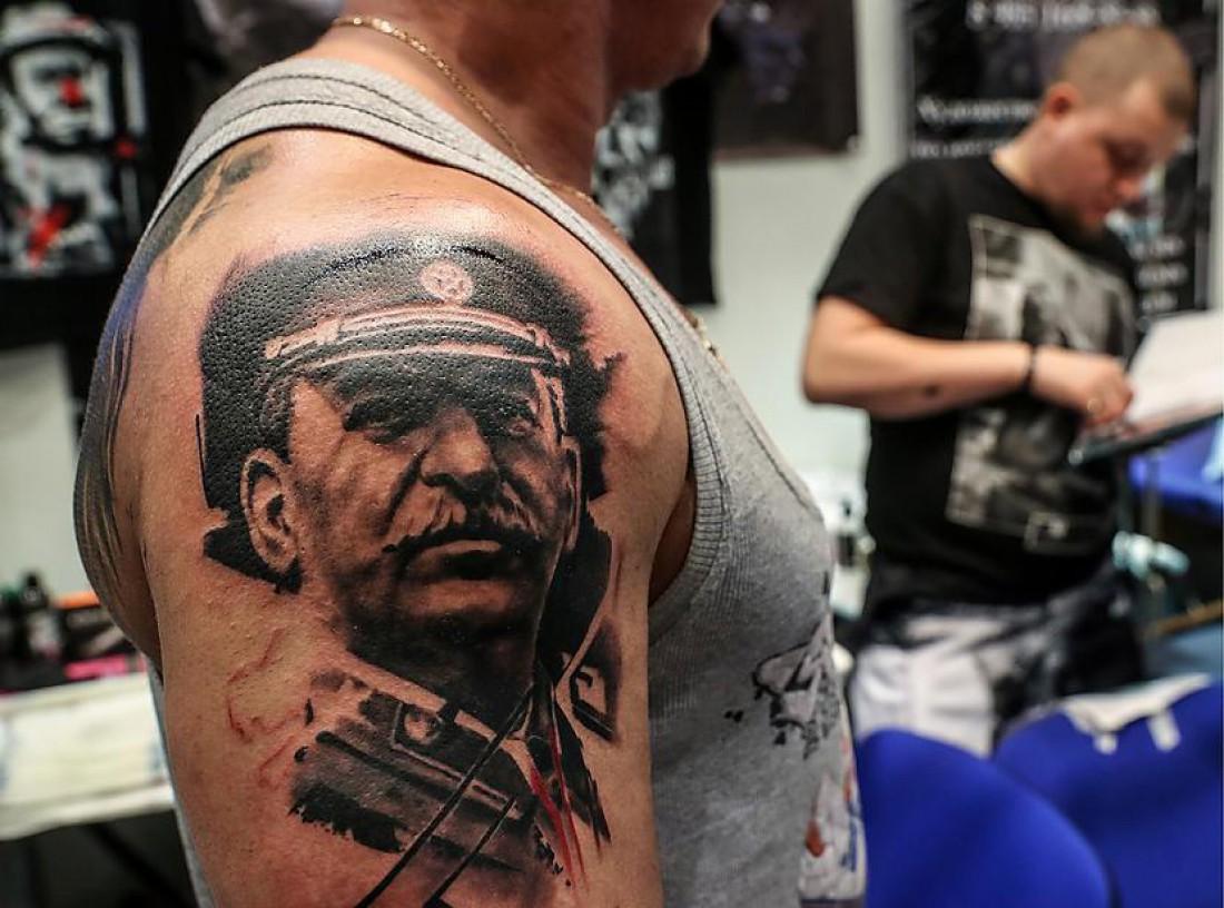 С татуировками — как с женой: семь раз отмерь, и один раз не сделай