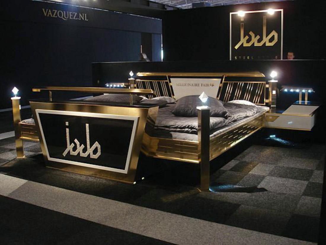 Jado Steel Style Gold. $676,5 тысяч