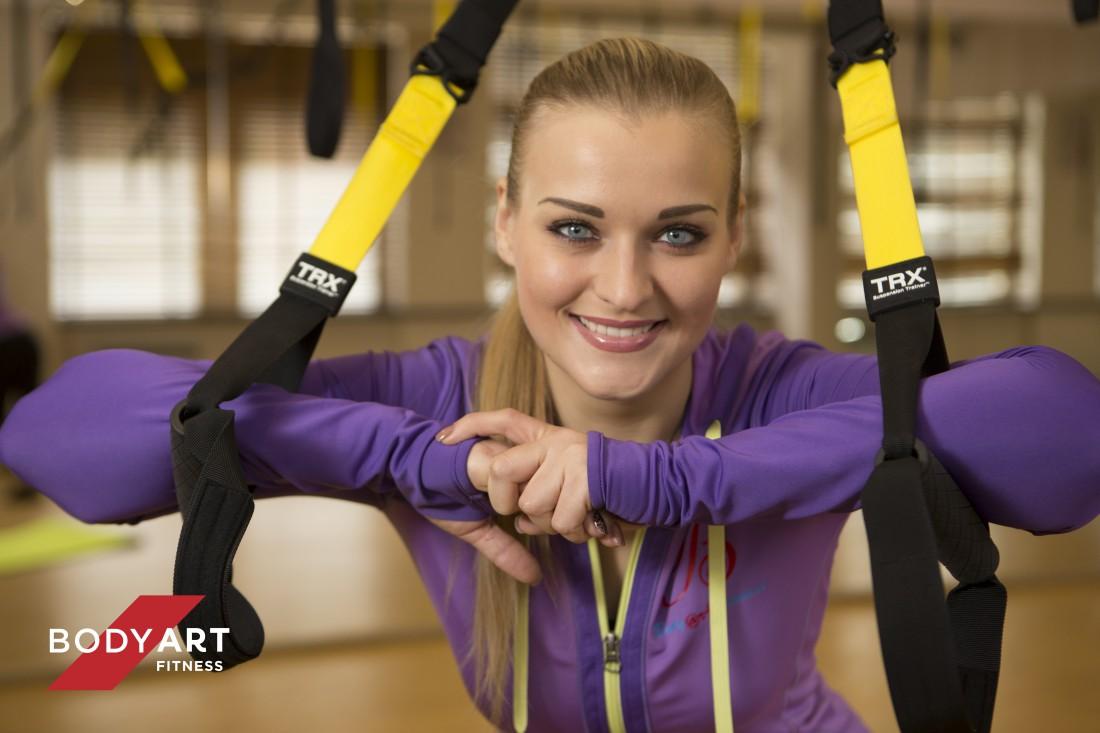 Фитнес-директор и элит-тренер клуба BodyArt fitness Валерия Иващенко