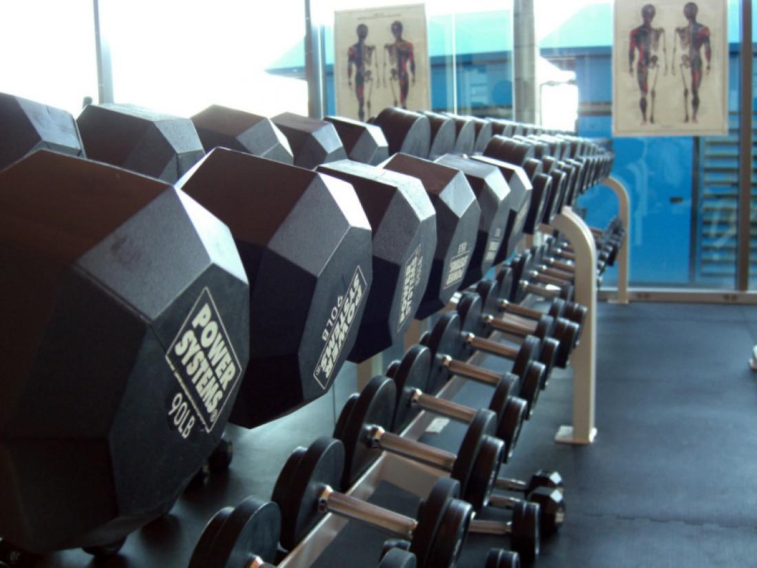 Нормальная тренажерка — там, где широкий спектр рабочих весов