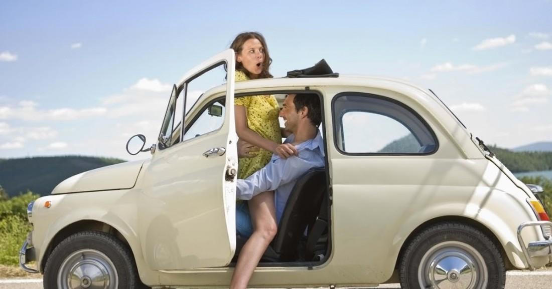 Сидя за рулем, занимайся положенными вещами