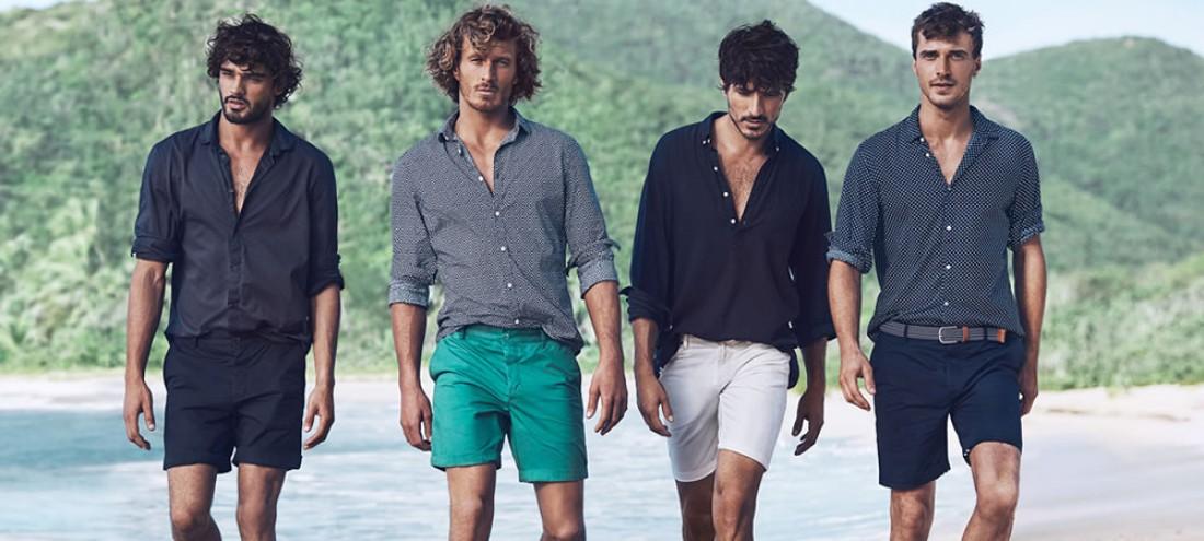 Кто сказал, что шорты — это не стильно?