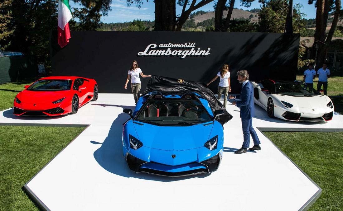 Lamborghini Aventador LP750-4 SV 2016. Самый дорогой кабриолет 2016. Прайс узнай далее