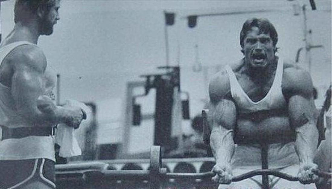 Твои тренировки ничтожны, пока ты не испытываешь таких же ощущений