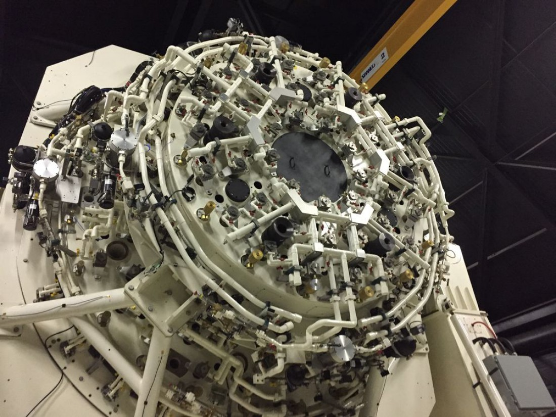Space Surveillance Telescope — один из мощнейших телескопов в мире