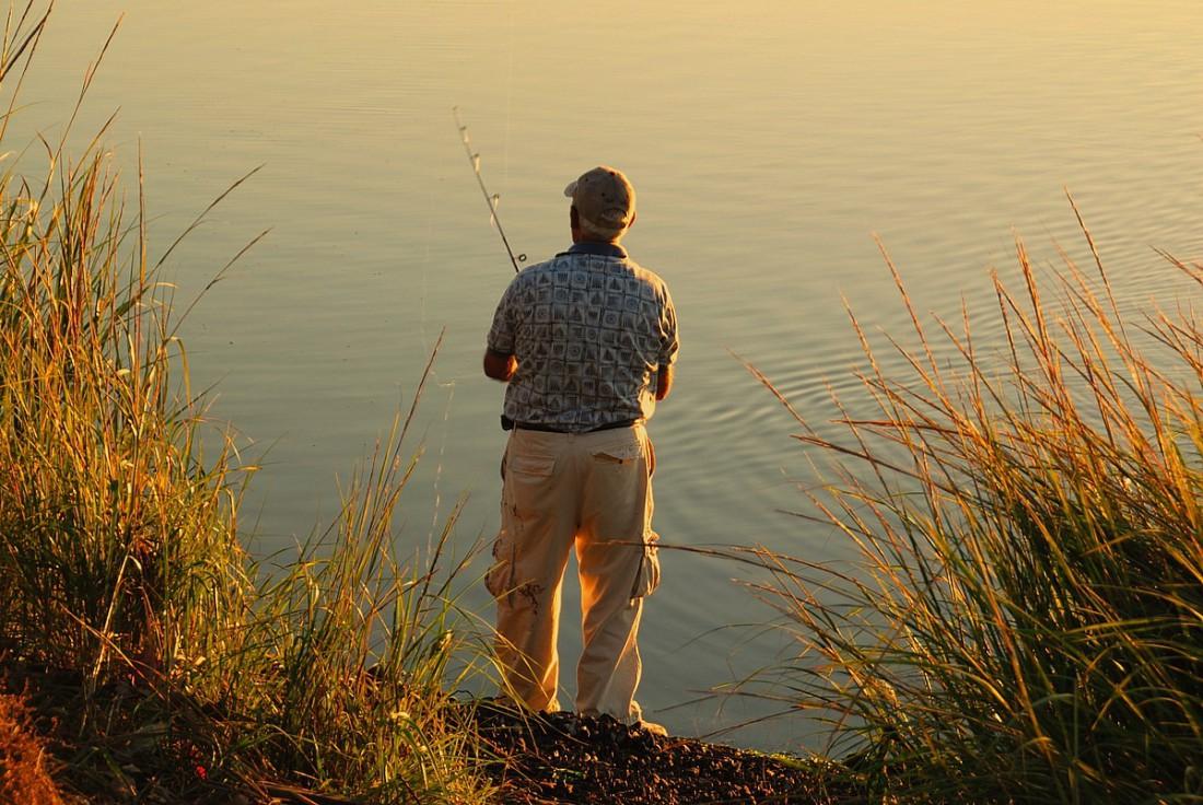 Занимать чужое рыбацкое место - плохой тон