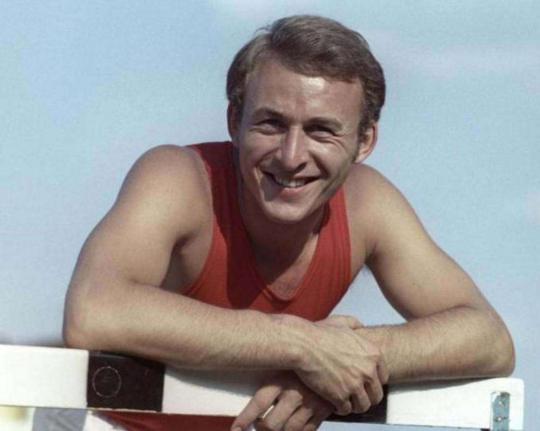 Валерий Борзов — легкоатлет, олимпийский чемпион, гос.деятель Украины
