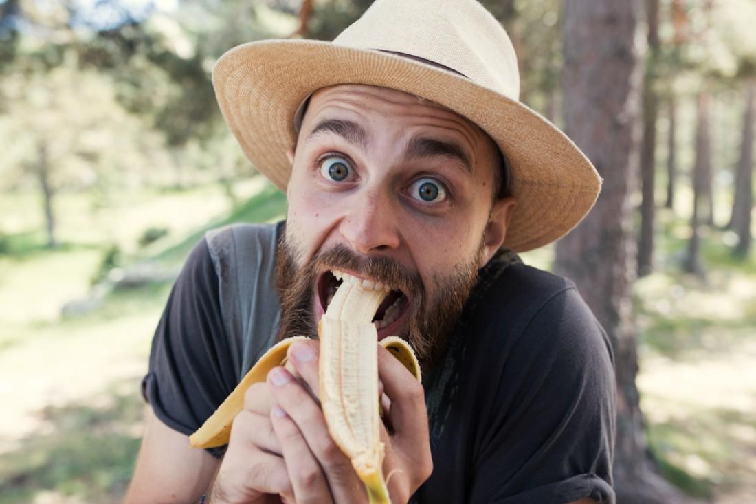 Бананы тоже радиоактивны