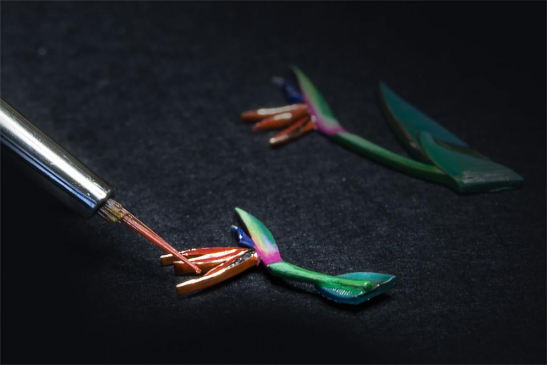 Над созданием Tropical Bird Repeater трудились десятки профессионалов