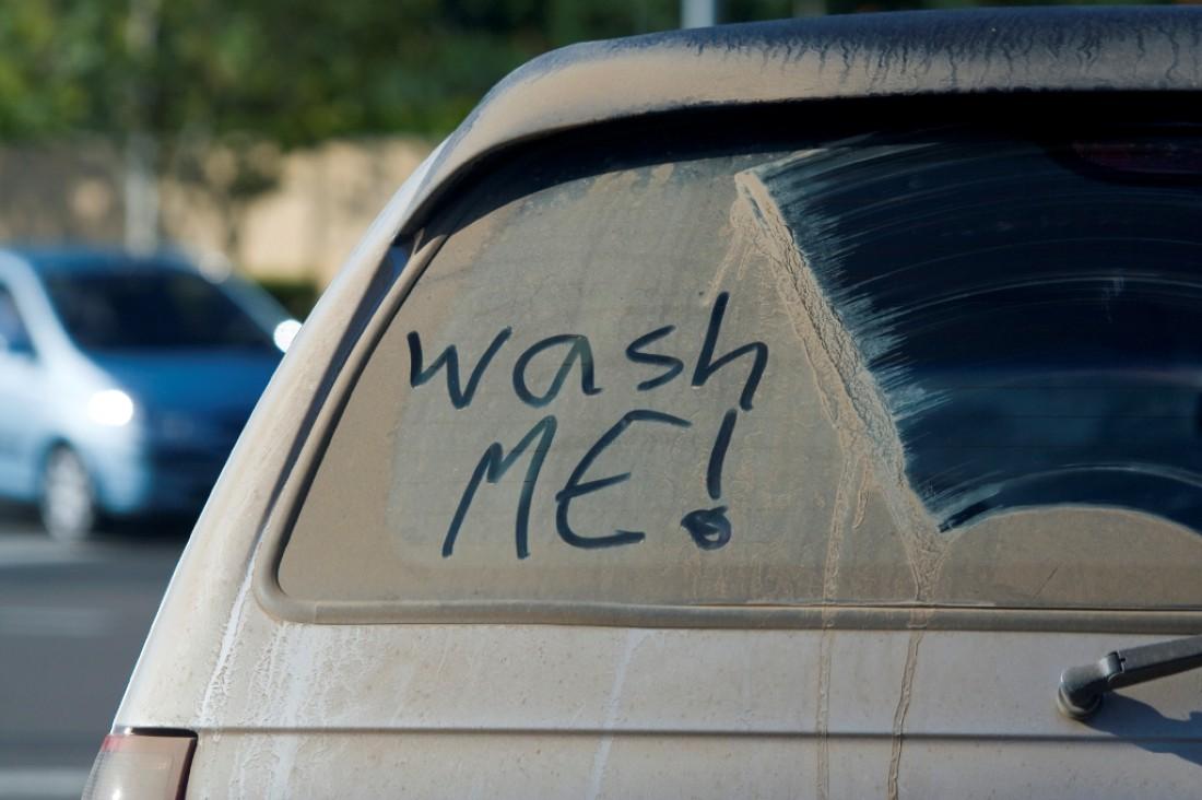 Заботься о том, чтобы твоя машина была чистой и красивой