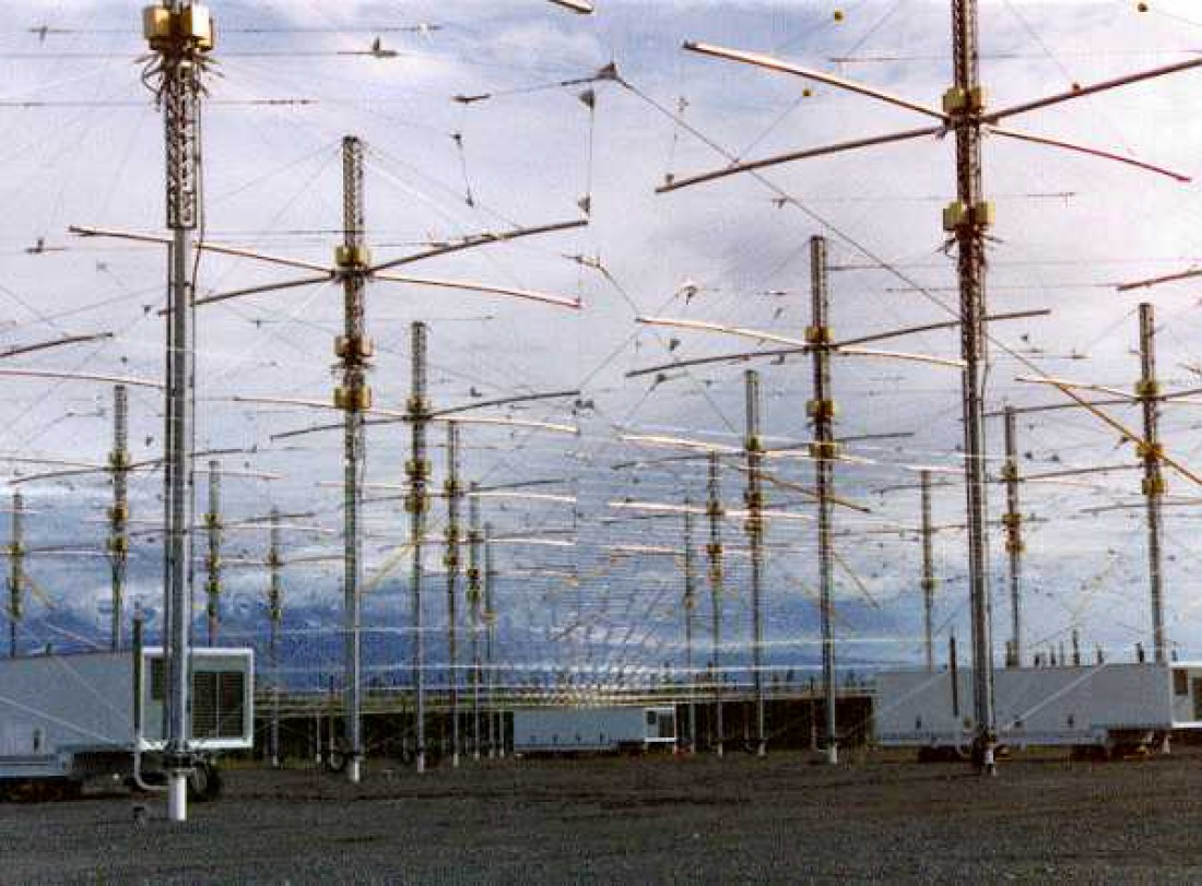 HAARP Research Station.