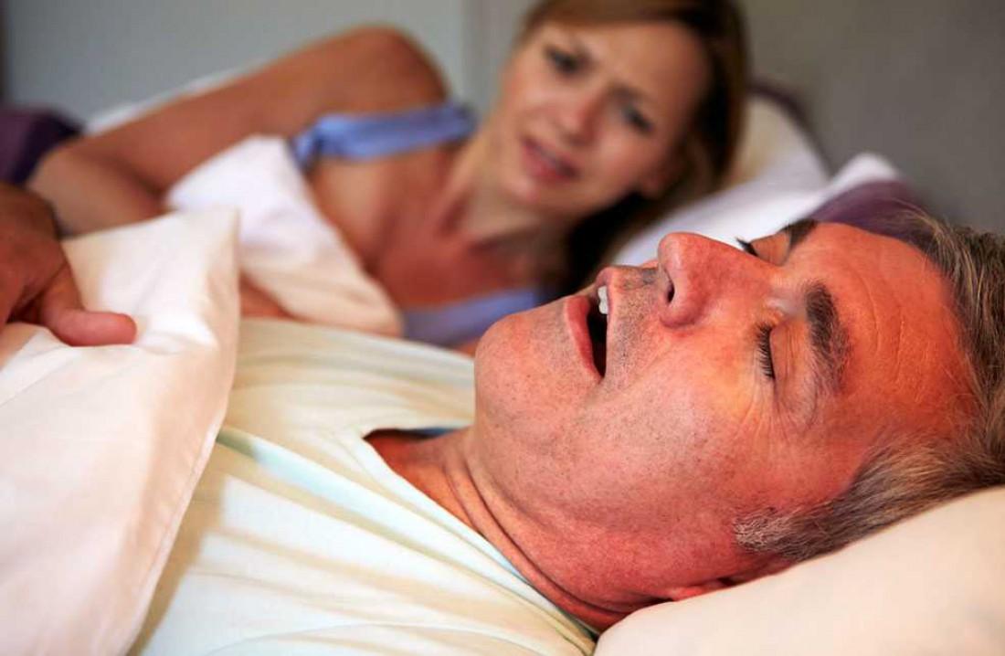 Риск стать слабоумным появляется спустя 10 лет храпа и апноэ
