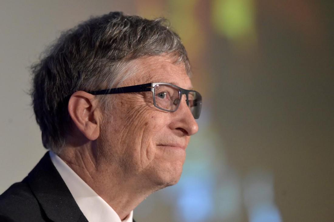 Билл Гейтс снова что-то изобретает