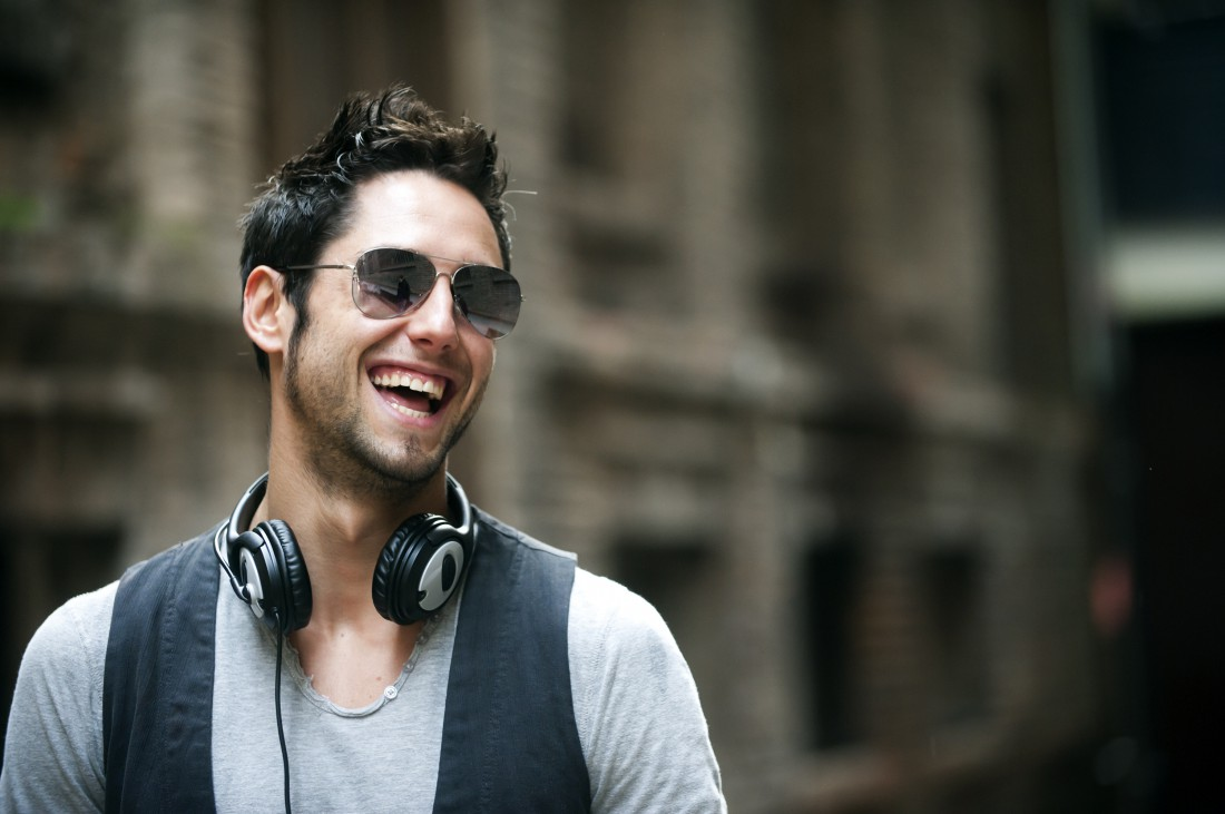 Улыбайся. Смех помогает бороться со стрессом