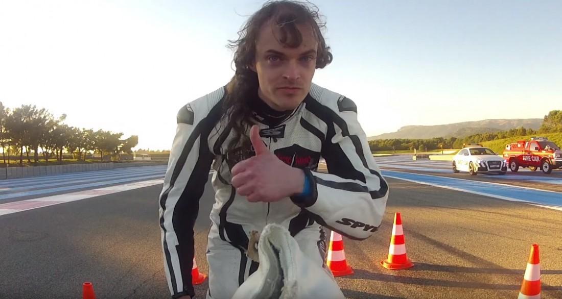 Франсуа Жисси — французский гонщик-рекордсмен