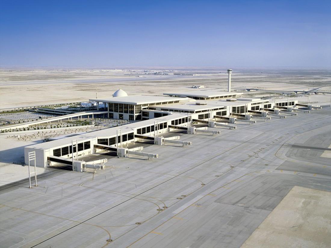 Международный аэропорт Король Фахд считается самым большим в мире