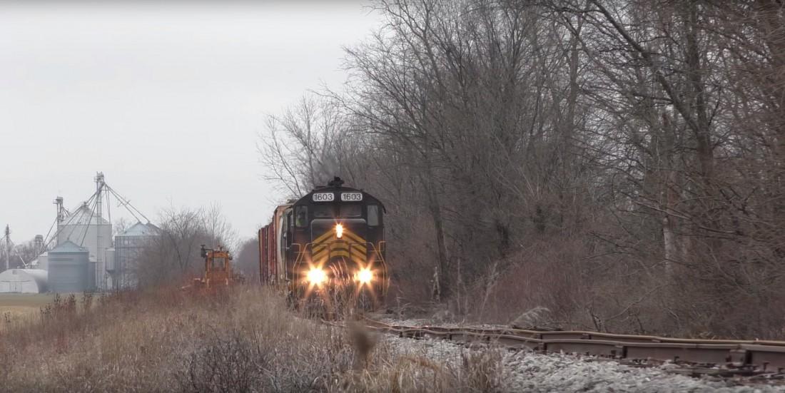 Средний Запад тонет в экономической депрессии. С ним — и железные дороги