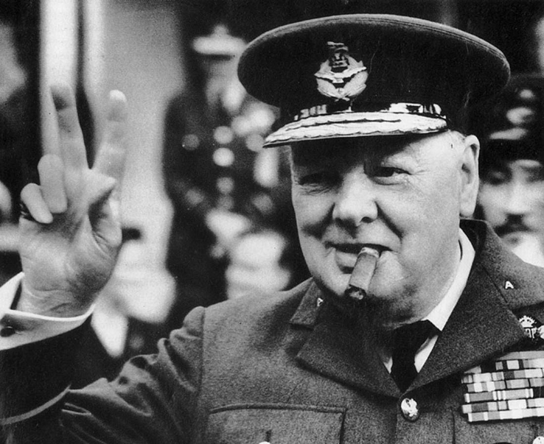Уинстон Черчилль был готов на все, лишь бы победить во Второй мировой