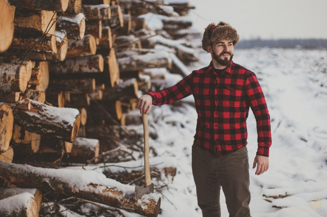 Руби дрова: это вырабатывает эндорфин и качает мускулатуру
