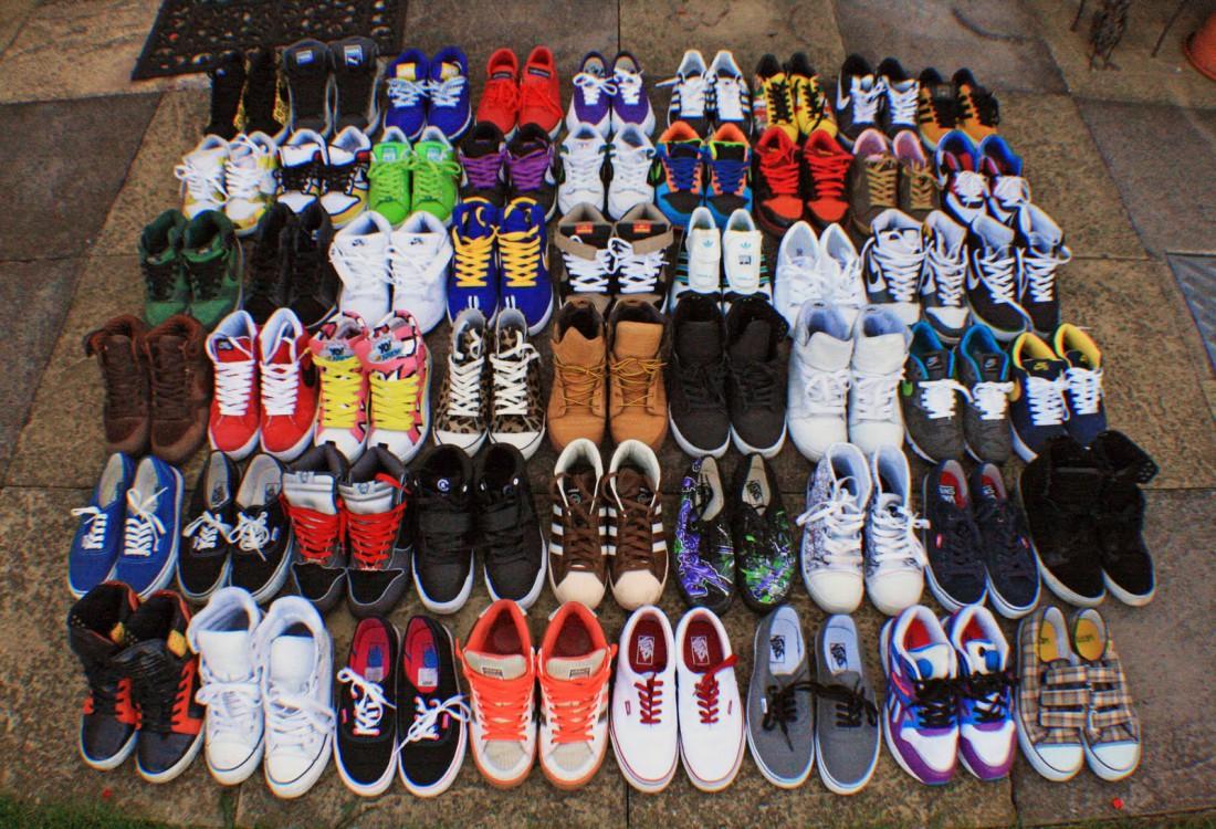 Ухаживай за своей обувью — и она прослужит долго