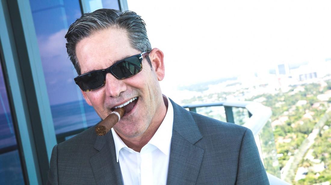 Грант Кардон — предприниматель, бизнес-тренер и миллионер