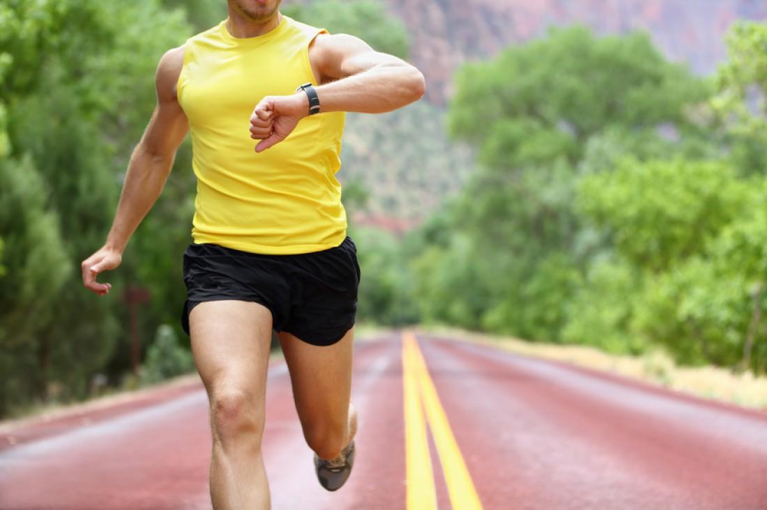 Ученые советуют бегать в районе 16 часов