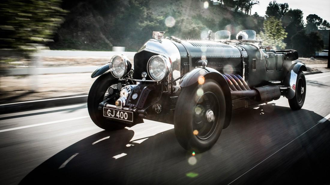 Bentley Meteor. Расход: 117 литров топлива на 100 км