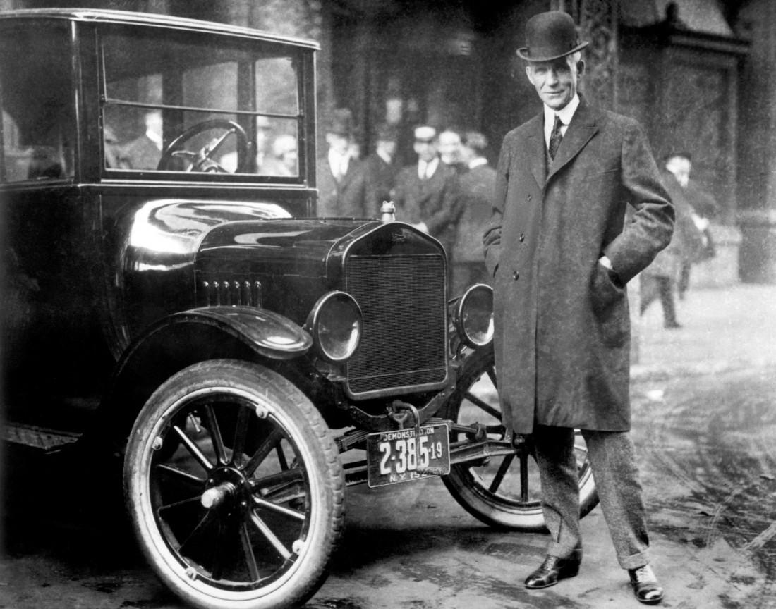 Картинки по запросу 1903 - В США Генри Форд основал автомобильную компанию «Форд Мотор», ставшую одной из крупнейших в мире.