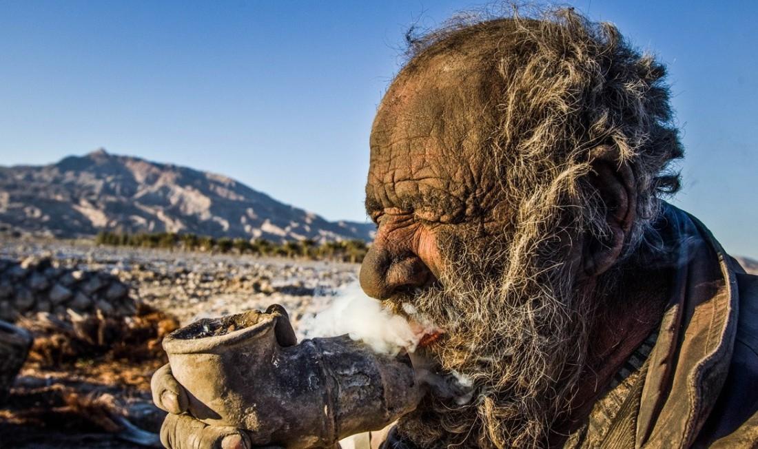 Аму Хаджи — главный грязнуля всея планеты