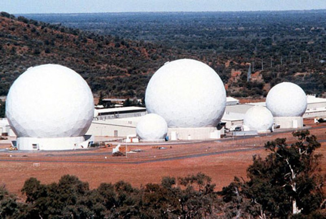 Joint Defence Space Research Facility Pine Gap. База