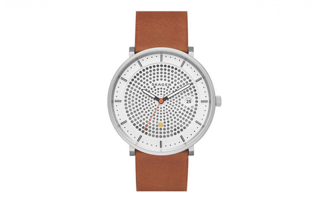 Часы  Skagen Hald Solar — $146.98 за подделку, $245 за оригинал
